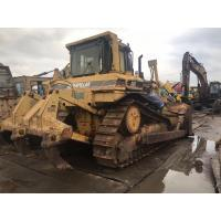 CAT Ripper Second Hand Bulldozers 141KW Engine Power Good Condition D6R