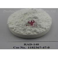 High Purity SARMS Raw Powder For Lean Muscle Rad140 Powder CAS 118237-47-0