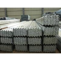 AISI , ASTM Equal Steel Angle Iron SS400 / A36 For Transportation , Thickness 2.0 - 24mm