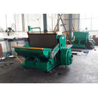 Manual Corrugated Carton Paper Creasing Die Cutting Machine For Carton Box