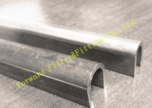 Stainless Steel Aluminum U Channel Cold Roll Formed