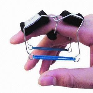 Single Finger Knuckle Bender For Training Interphalangeal