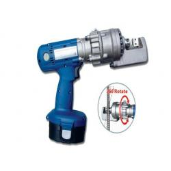 China Battery Powered Rebar Cutter hand Held Steel Bar Cutting Machine rc-16b on sale