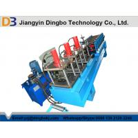 45# Light Steel Stud Roll Forming Machine , Metal Roll Forming Machine