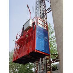 China Personalize Construction Lifting Equipment Hoist Elevator Material Lifts on sale