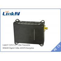Digital Channel Wireless Video COFDM Transmitter For Quad / Six Rotor