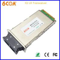 Compatible With HP 1310nm 10KM 10gbase X2 Module , Model J8437A