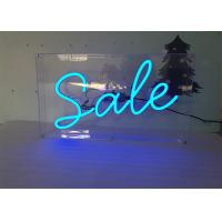 Advertising Display LED Neon Signs Decorative Acrylic LED Neon Light Letters