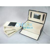 Waterproof Leather Jewellery Gift Box Professional Cosmetic Case