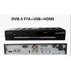 China  Auto DiSEqC 1.0 Ali3602 solution HD FTA Receiver with single band wideband LNB    on sale