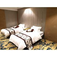 Modern Ramada 5 Star Hotel Bedroom Furniture Sets With Custom Made Size