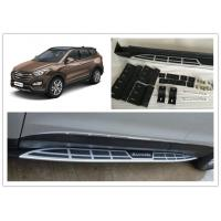 OE Style Side Step Bars for Hyundai Santafe 2013 2014 IX45 Vehicle Spare Parts