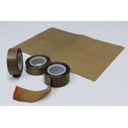 China Perfect Heat Resistant Adhesive Ptfe Teflon Tape on sale