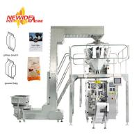 Fully Automatic Vertical Food Granule Sachet Pouch Packing Machine