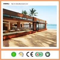 600*90mm Technology  Eco-Friendly Anti dropping Clay cladding materials Flexible wooden