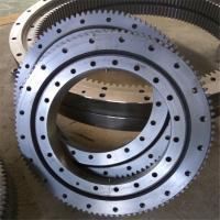 Internal Gear Slewing Bearing for Stiff Boom Crane, China slewing ring