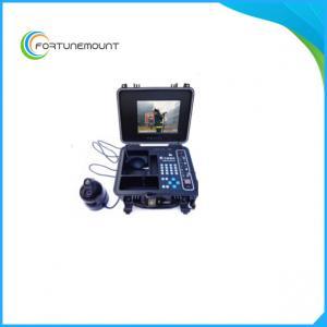 Support GPS / G-Sensor Portable DVR Recorder With PTZ IR Camera , CCTV LCD monitor
