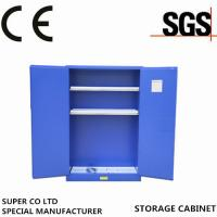 Hazardous Material Safety Corrosive Storage Cabinet For Trifluoroacetic Acids