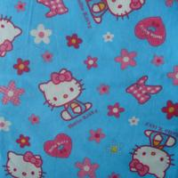 "printed cotton flannel fabric for baby home textile quiting 20*10 40*42 36""44"""