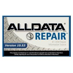 China Alldata 10.53 2013 Q3 Automotive Repair Data + Mitchell Ondemand 5.8.2 10/2013 Version on sale