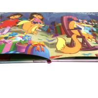 Colorful Illustration Customized Kids Comic Books For Children's Reading Comprehension