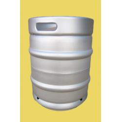 China Smooth Interior Surface Alcohol / Beer SS Kegs D*H 408*532mm , Easy To Clean on sale
