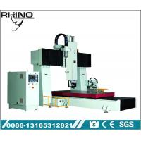 5 Axis CNC Woodworking Machine , High Efficiency 3D Mould Router Milling Machine