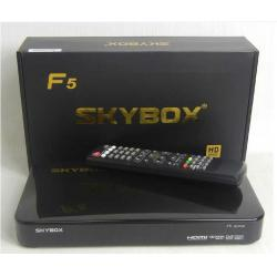 China 2013 newest skybox f5/Skybox F5 HD satellite receiver on sale