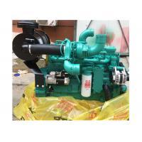 200KW Generator Set Stationary diesel engine four stroke 6LTAA8.9- G2 From Original Cummins