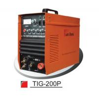 Inverter dc pulsed Electric ARC Welding Machine TIG 200P for machinery industry