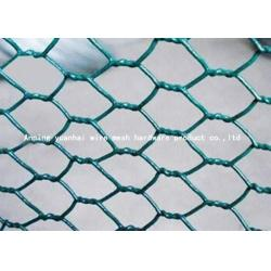China Safety Hexagonal Small Gauge Chicken Wire , High End Small Hole Chicken Wire on sale