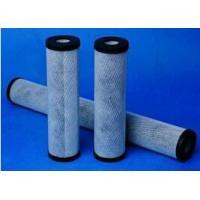 High flow active carbon fiber filter cartridge removing odor / color / chlorine