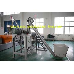 China Non Freon Single Screw Extruder CO2 Blowing Agent Injecting System on sale