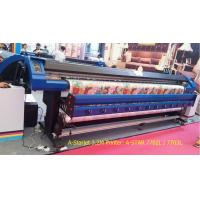 Flex Banner A-Starjet Eco Solvent Printer for AD in Shopping Mall 1.8M