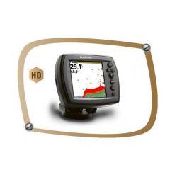 China DC24V Black Plastic Marine GPS Fish Finders 208×215×87mm KG-F306 on sale