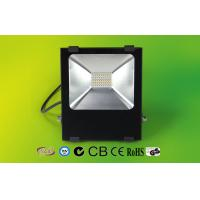 Dimmable Waterproof Led Flood Lights IP66 7200lm For Bridges / Culverts