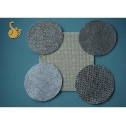 China Sesamen Standard Dust proof Non - slip White Carpet Felt , Custom Thick Felt Fabric on sale