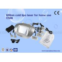 650nm Lipo laser Cryolipolysis Slimming Machine lose weight cold laser machine