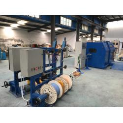 China Copper Core Wire Cable Laying machine on sale