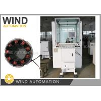 1.8mm AWG13 Big Copper Wire Coil Winding Machine For Brushless Motor Stator