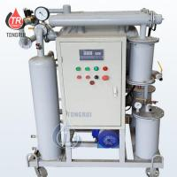 Mobile Single stage Transformer Oil Dehydration Purifier Treatment Machine