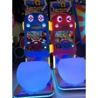 4 Colors Driving Arcade Machine , Cute Design Racing Game Arcade Machine