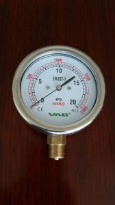 China low pressure gauge supplier