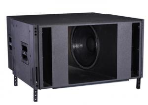 line array speaker cabinet design pdf
