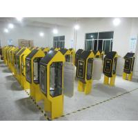 Acrylic panel modern design ticket dispensor for parking management system