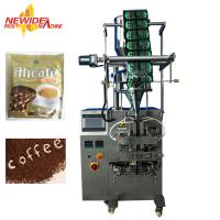 Multifunction Stick Bag Granule Packaging Machine For Coffee Automatic SS304