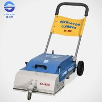 Multi Purpose 1180W Commercial Escalator Cleaning Machine with Handle