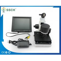 China 7 Inch Black LCD Capillary Nail Microcirculation LED Cold Light on sale