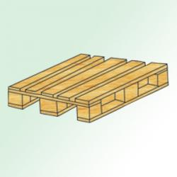 China Cheap Wood Pallet on sale