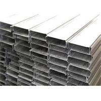 Hot Rolled C Channel Steel u beam C160 160-60-20 for automobile / solar power
